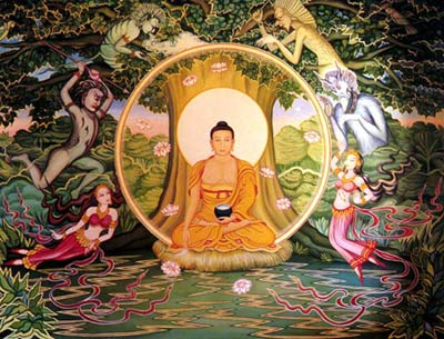 how to become enlightened buddhism