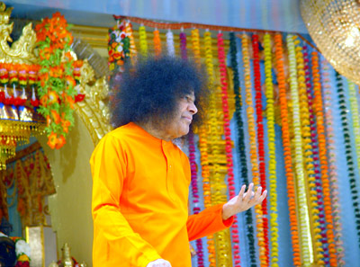 Love is God, God is Love, Live in Love - Sri Sathya Sai Baba, Divine