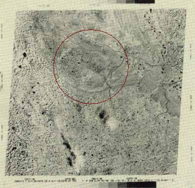 Sri Sathya Sai Baba Miracles - Satellite picture of Puttaparthi