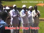 Bhajans in Village Temple