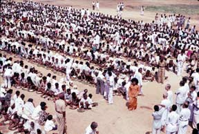 NARAYANA SEVA BEFORE THE YEAR 2000